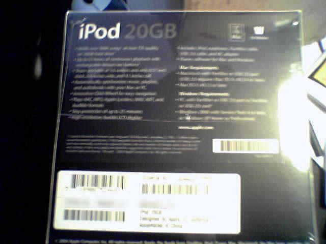 Free iPod Yet again