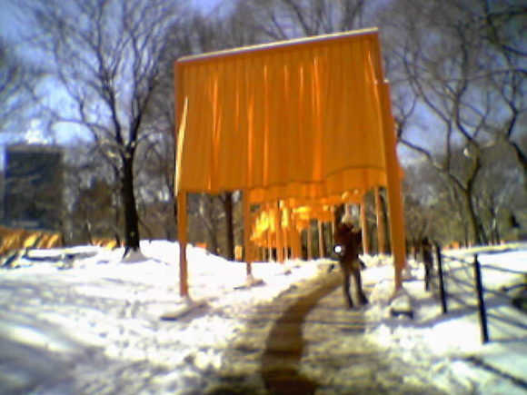 Walking through another gate