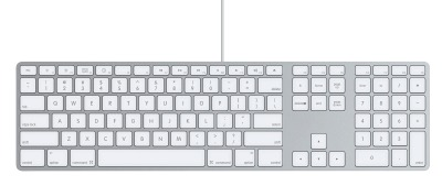 Apple Keyboard Aug 2007