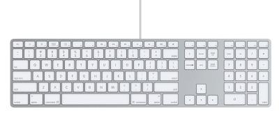 Apple Keyboard Aug 2007