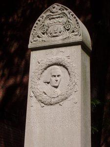 John Handcock Memorial Marker