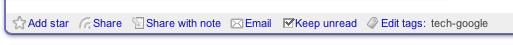 Google Reader Unread