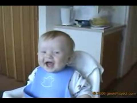 Evil Laughing Baby