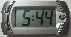 Arabic Digital Clock