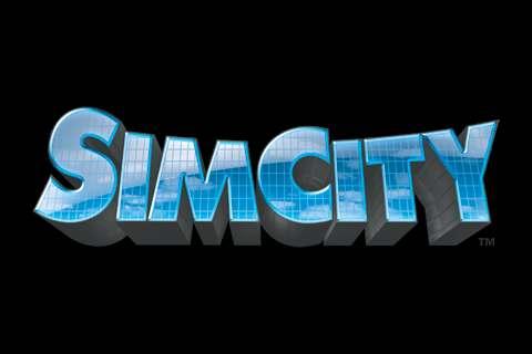 SimCity For iPhone Splash Screen