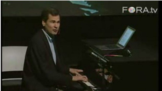 David Pogue Piano
