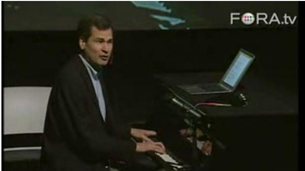 David Pogue Piano