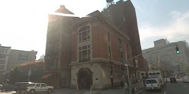 Ghostbusters Firehouse NYC