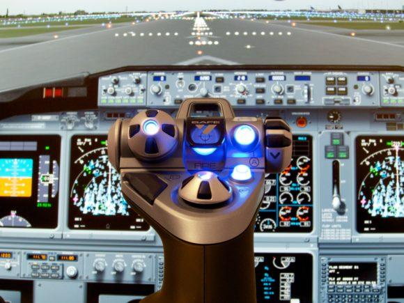 Saitek X-52 + X-Plane 9