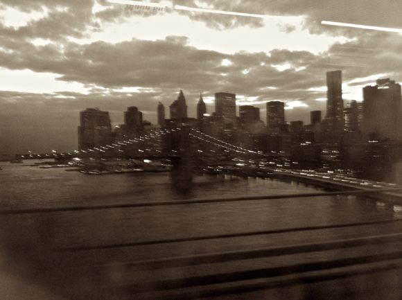 "Brooklyn Bound ""N"""