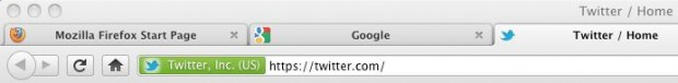 New Tabs For Firefox 4