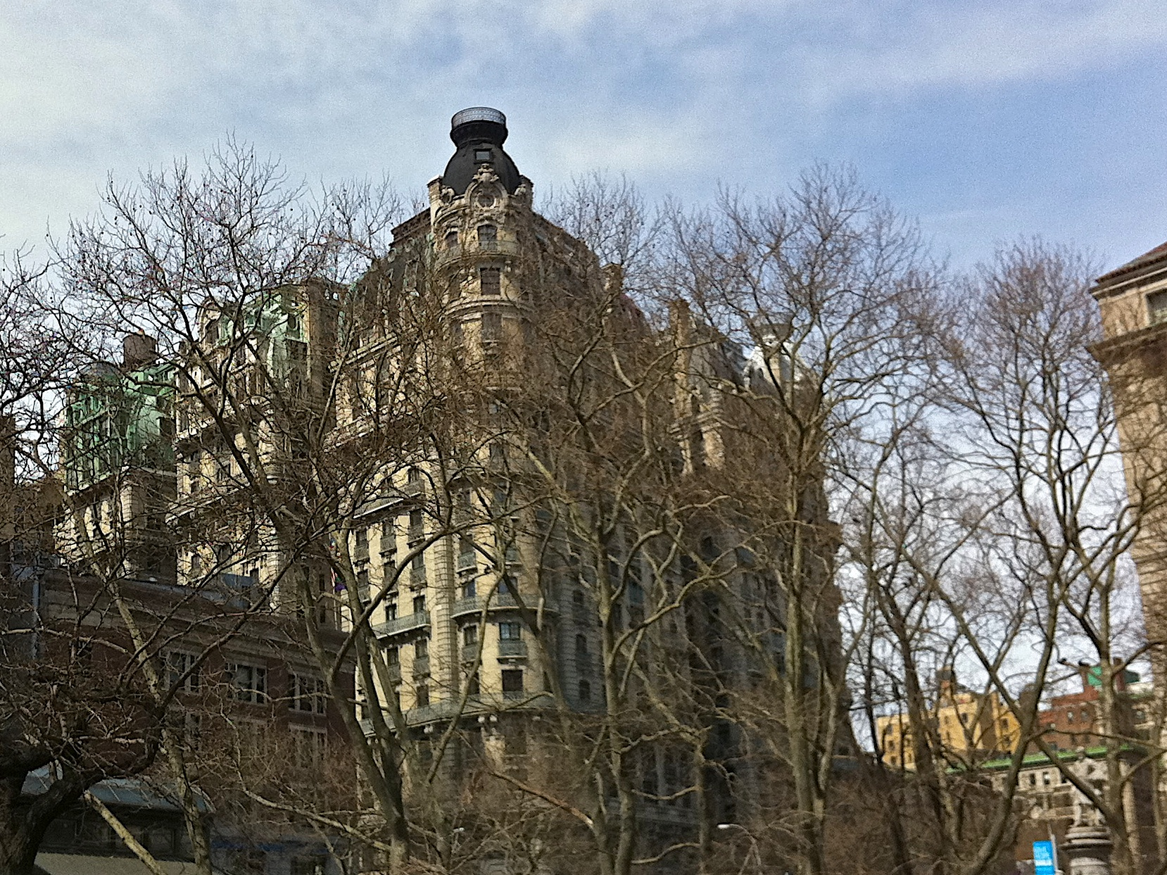 Day 83 - The Ansonia