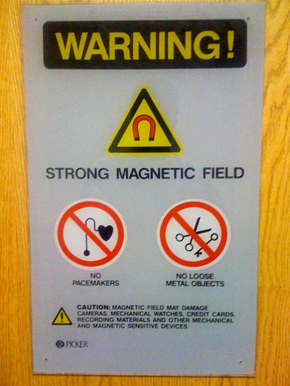 Day 85 - Strong Magnetic Field