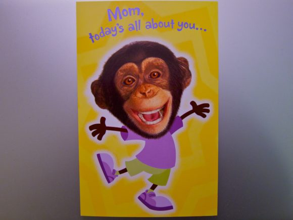 Day 127 - Mothers Day Card