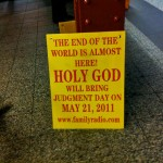 Day 137 - The End Of The World Is Almost Here!