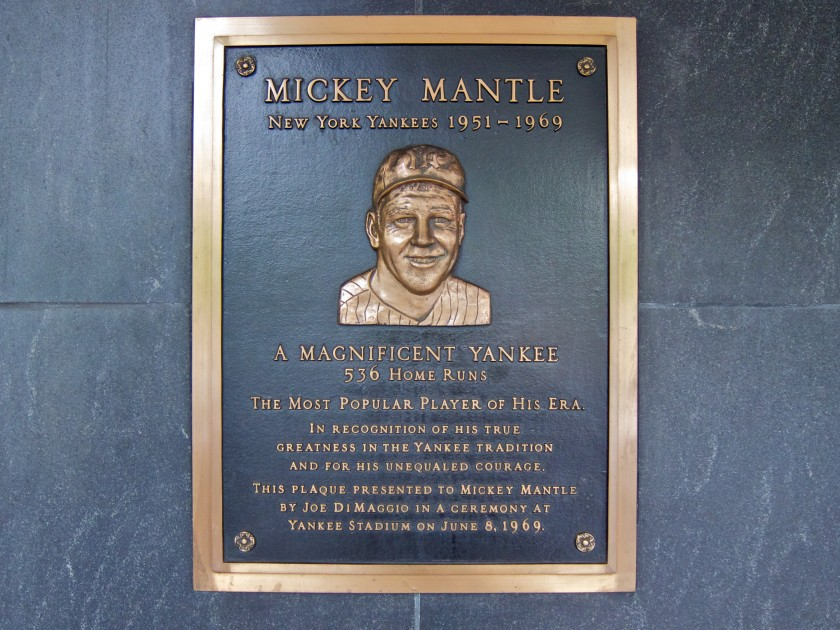 Day 140 - Mickey Mantle