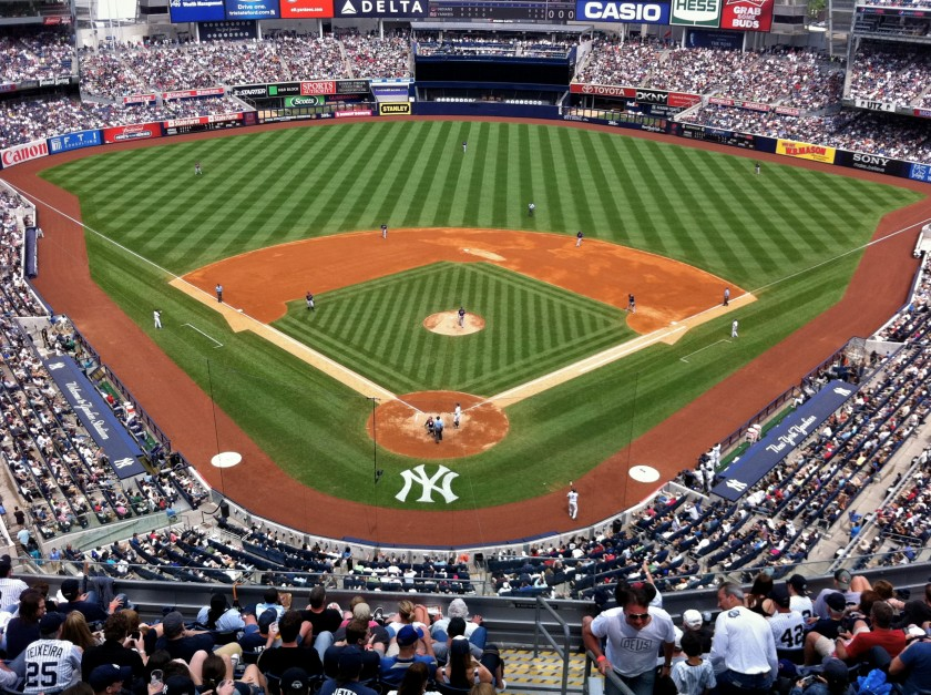 Day 162 - Yankees vs. Indians