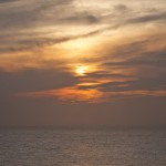 Day 163 - Sunset Over Sea