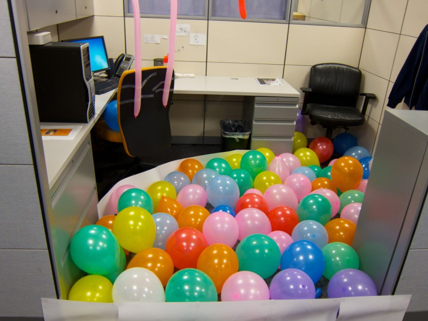 Day 185 - Balloons!