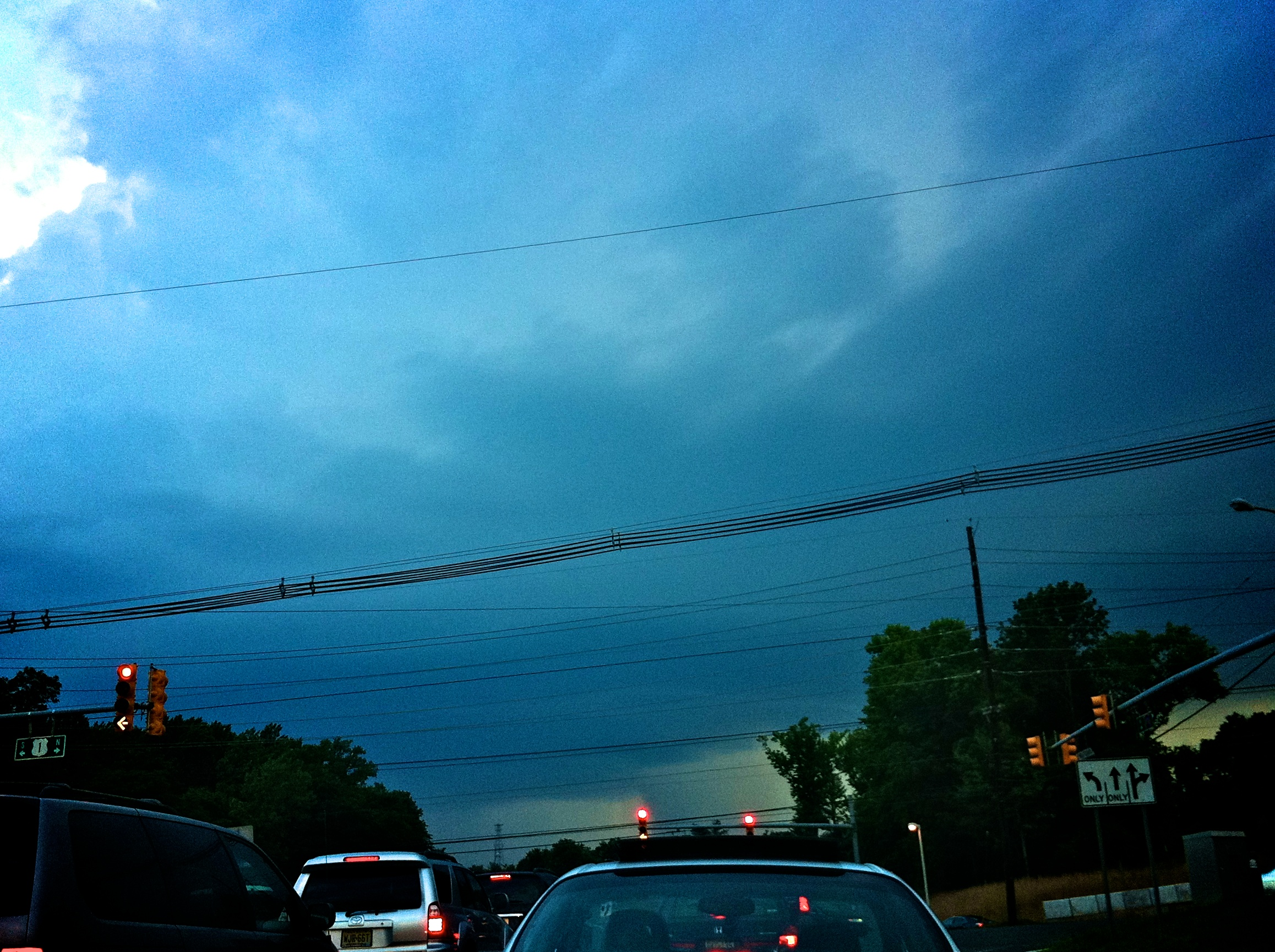 Day 187 - Storm Coming
