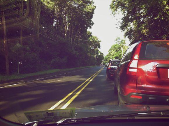 Day 193 - Traffic