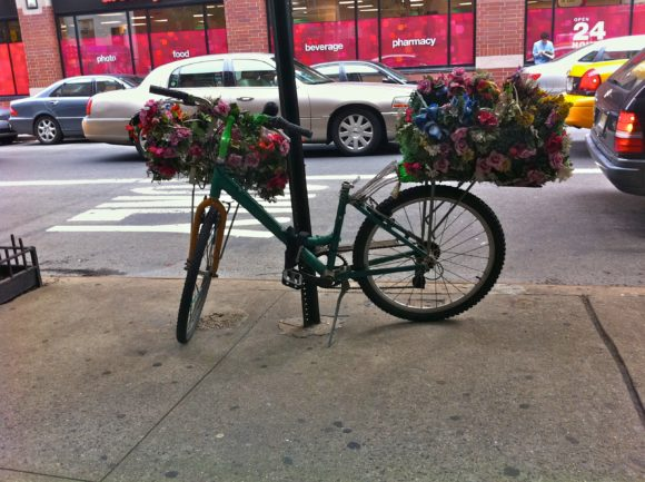 Day 205 - The Most Manly Bike In Midtown