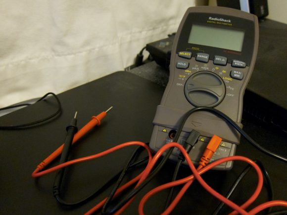 Day 208 - Multimeter Pardox