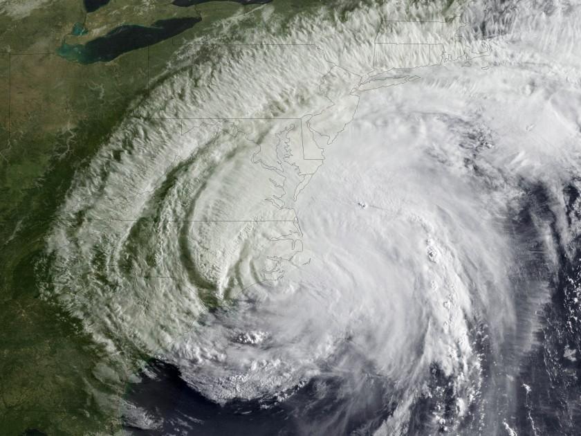 Hurricane Irene NYC, NJ