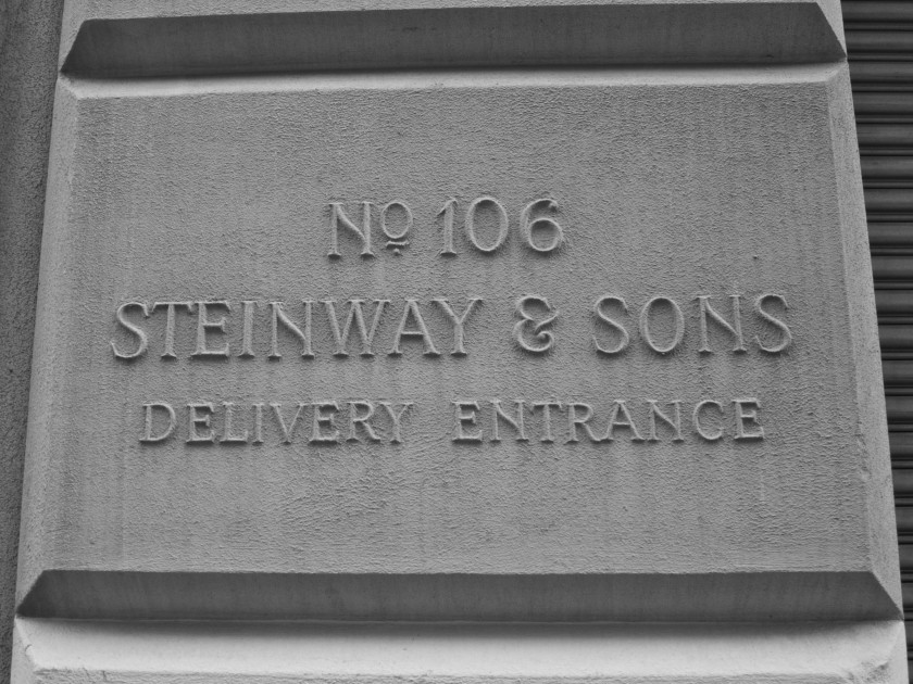 Day 228 - Steinway & Sons