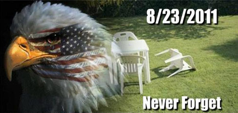 8/23/2011 - Never Forget