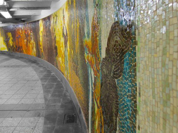 Day 255 - Mosaic
