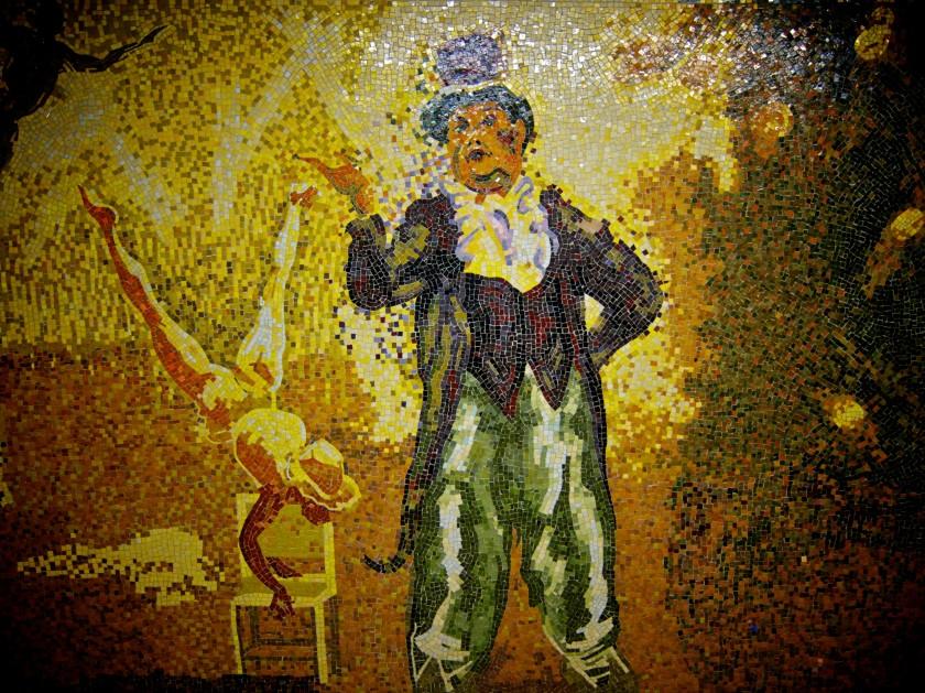 Day 256 - Mosaic