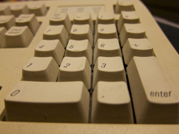 Day 263 - Apple Extended Keyboard