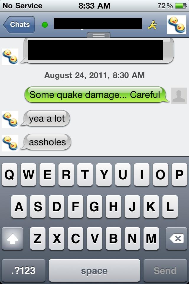 Day 265 - Quake Damage