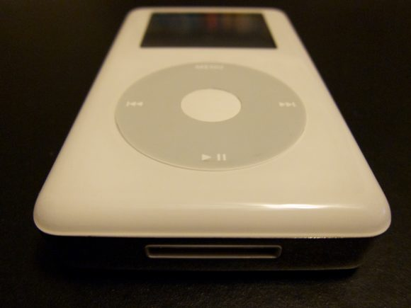 Day 295 - Happy Birthday iPod