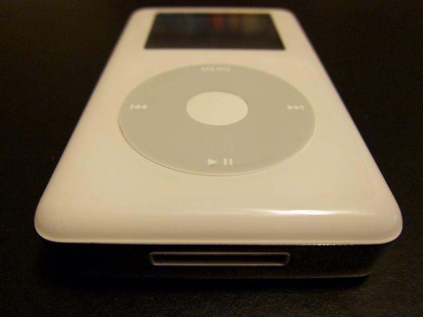 Day 295 - Happy Birthday iPod