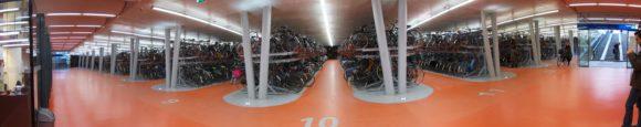 Day 327 - Bike Parking
