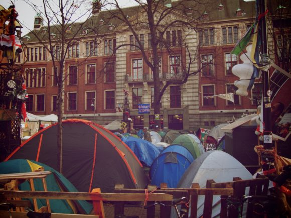 Day 335 - Occupy Utopia