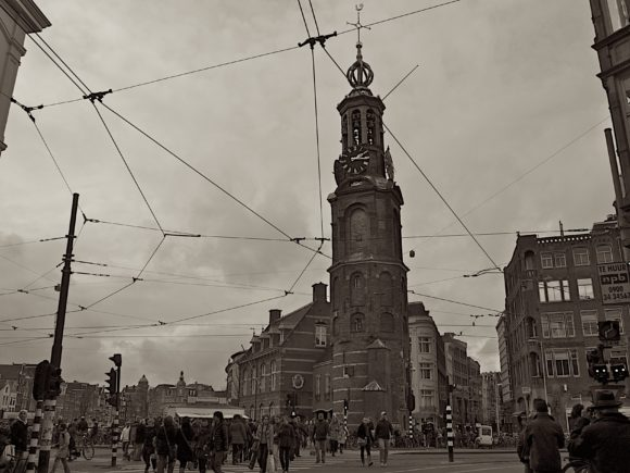 Day 338 - The Munttoren (Mint Tower) in Amsterdam