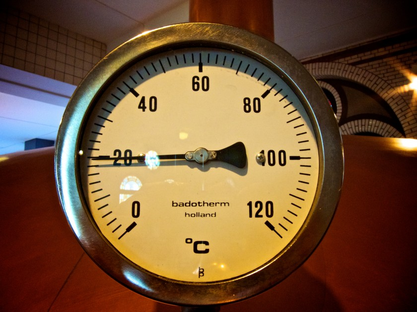 Day 340 - Kettle Temp Gauge