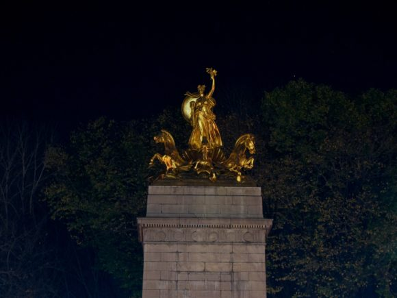 Day 343 - USS Maine Monument