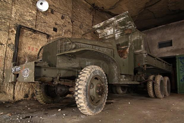French Bunker