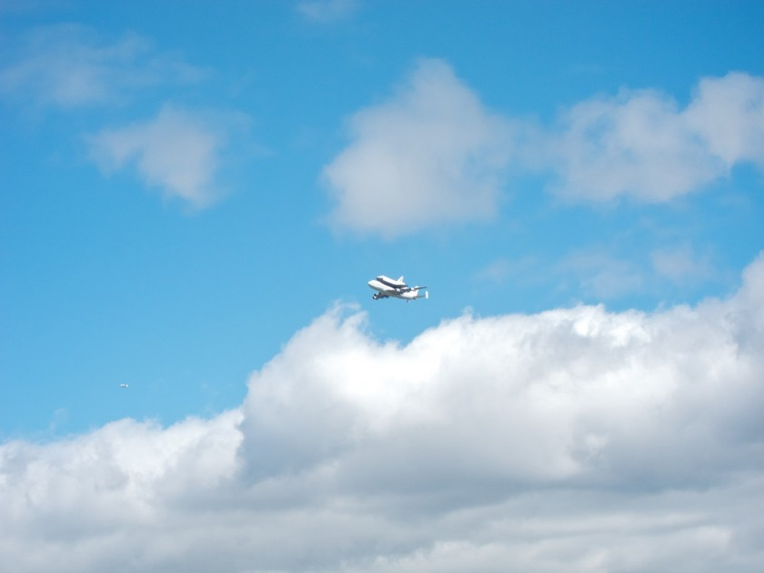 Shuttle Enterprise 14