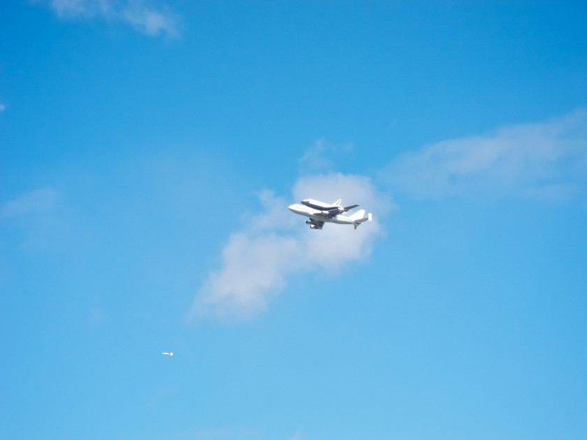 Shuttle Enterprise 16