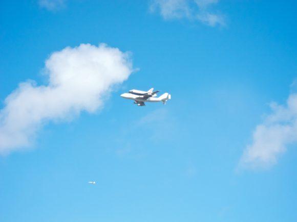 Shuttle Enterprise 17