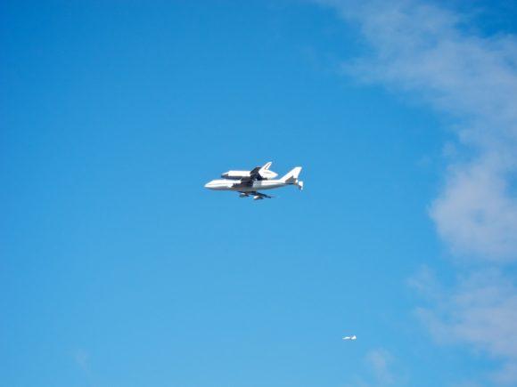 Shuttle Enterprise 19