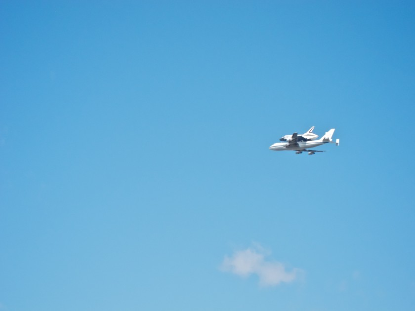 Shuttle Enterprise 20