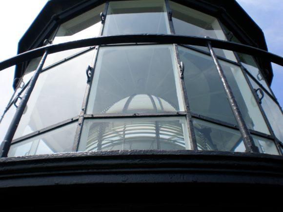 Currituck Beach Lighthouse Light