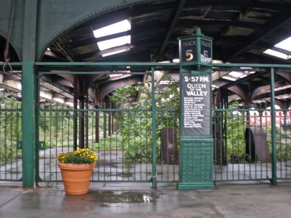 CRRNJ Terminal