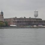 Ellis Island From Ferry